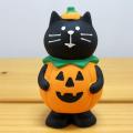 DECOLE(デコレ) concombre(コンコンブル) まったりマスコット HALLOWEEN PARADE コスプレ黒猫