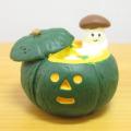 DECOLE(デコレ) concombre(コンコンブル) HALLOWEEN 黒猫カフェ かぼちゃきのこグラタン