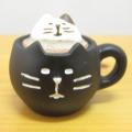 DECOLE(デコレ) concombre(コンコンブル) HALLOWEEN 黒猫カフェ 黒猫ラテ
