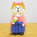 DECOLE(デコレ) concombre(コンコンブル) 旅猫 日本横断 桜めぐり旅 はいからさん猫