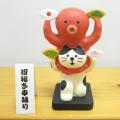 DECOLE(デコレ) concombre(コンコンブル) 旅猫 新春寄席 猫と蛸 めでた踊り