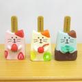 DECOLE(デコレ) concombre(コンコンブル) 雪猫アイス店シリーズ にゃんこアイスバーセット