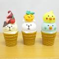 DECOLE(デコレ) concombre(コンコンブル) 雪猫アイス店シリーズ おすすめアイスクリームセット