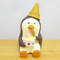 DECOLE(デコレ) concombre(コンコンブル) 雪猫アイス店シリーズ カップアイスペンギン