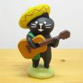 DECOLE(デコレ) concombre(コンコンブル) コンコンフェス2018 黒猫ラテンギター