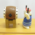 DECOLE(デコレ) concombre(コンコンブル) 松足神社presents concombre 夏まつり 和太鼓猫セット
