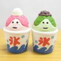 DECOLE(デコレ) concombre(コンコンブル) 松足神社presents concombre 夏まつり かき氷 いちごと抹茶