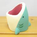DECOLE(デコレ) concombre(コンコンブル) kai 貝猫 neco サメはんこ入れ