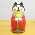 DECOLE(デコレ) concombre(コンコンブル) お月見 竹の湯温泉 月夜のおもてなし かぐや姫猫