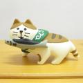 DECOLE(デコレ) concombre(コンコンブル) お月見 竹の湯温泉 月夜のおもてなし 秋刀魚猫