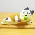DECOLE(デコレ) concombre(コンコンブル) お月見×秋の味覚シリーズ 秋色だんご猫