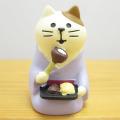 DECOLE(デコレ) concombre(コンコンブル) お月見×秋の味覚シリーズ おはぎ猫