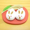DECOLE(デコレ) concombre(コンコンブル) お月見×秋の味覚シリーズ うさぎまんじゅう