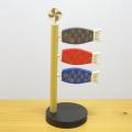 DECOLE(デコレ) concombre(コンコンブル) 五月飾り 木製鯉のぼり