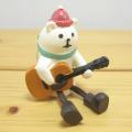 DECOLE(デコレ) concombre(コンコンブル) メリーまったりクリスマス ギターデュオ しろくま
