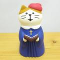 DECOLE(デコレ) concombre(コンコンブル) CHRISTMAS MARKET キャロル猫
