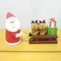DECOLE(デコレ) concombre(コンコンブル) CHRISTMAS MARKET サンタとトナカイそり