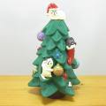DECOLE(デコレ) concombre(コンコンブル) CHRISTMAS MARKET ねこねこツリー