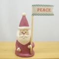 DECOLE(デコレ) concombre(コンコンブル) 森のクリスマス スティックマスコット 森のサンタ