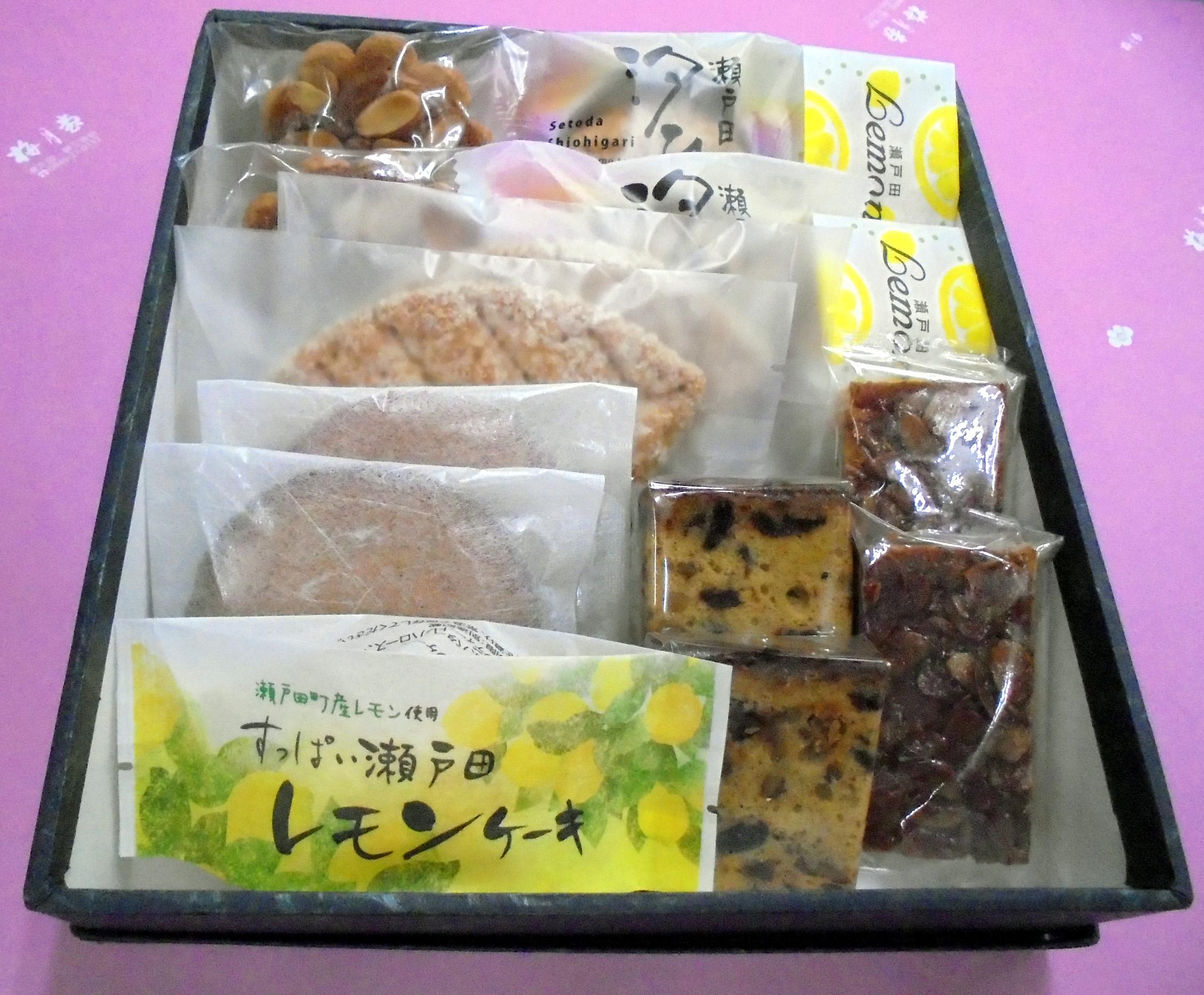 焼き菓子詰め合わせ 215