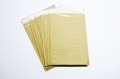 【アウトレット品】570枚+端数 クッション封筒薄型エアキャップスリム(DVD1枚・CD2枚用 茶色) ネコポス・クロネコDM・クリックポスト・ゆうパケット・定形外郵便対応 【送料無料】