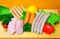 梅肉ポーク 加工品セット(ウインナー3種、ソーセージ)