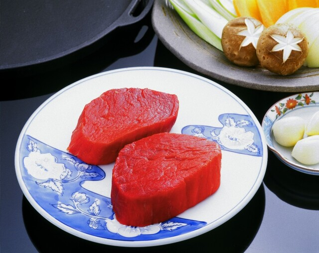 【G-60】ヒレステーキ3人分 専用たれ付 馬肉 桜肉