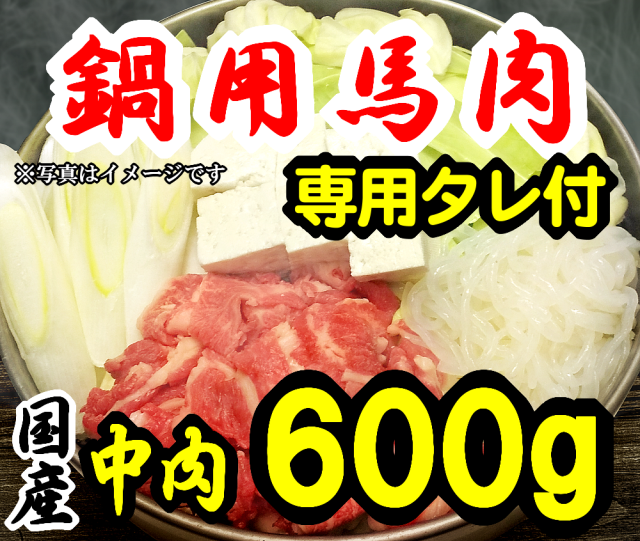 【E-16】さくら肉6人前 赤身スライス 専用たれ付 馬肉 桜肉