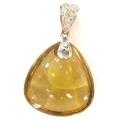 シトリン(黄水晶)ペンダントヘッド