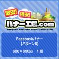 Facebook広告【パターン3】1個