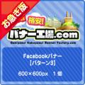【お急ぎ】Facebook広告【パターン3】1個