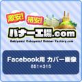 Facebook用カバー画像(851*315px)