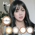 【度あり度なし】バービーアイ ミオ(Mio)ラックスブラウン1年・2枚入DIA:14.0mm激安カラコン
