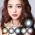 【度あり】バービーアイ マキシ(Maxi)ブルー1年・2枚入DIA:15.0mm激安カラコン