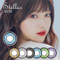 【度あり度なし】バービーアイ ステラ(Stella)ブルー1年・2枚入DIA:14.2mm激安カラコン