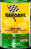 超高性能エンジンオイル BARDAHL バーダル 【TECHNOS XFS [1L]】