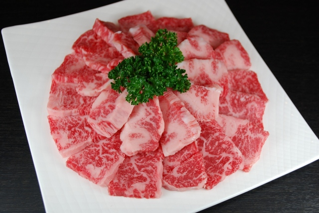 熊本あか牛 バラ焼肉用(700g)