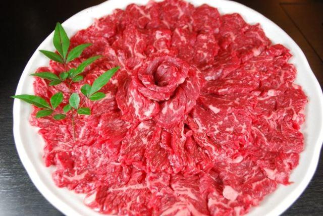 熊本あか牛 焼肉用(100g)