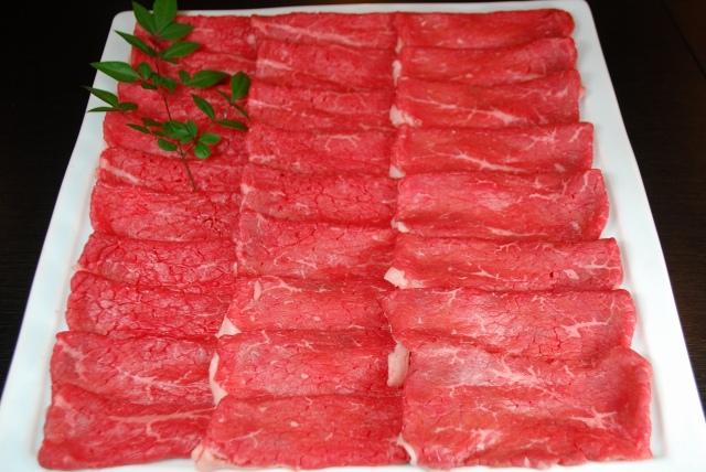 三種の牛のすき焼きセット(天草黒牛・熊本あか牛・桜黒牛)各400g