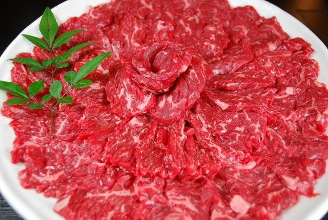 三種の牛の焼肉セット(天草黒牛・熊本赤牛・桜黒牛)各400g (送料無料)