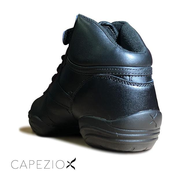 カペジオ ハイカットダンススニーカーDS01