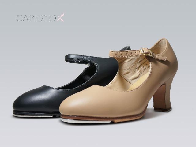 CAPEZIO657ヒールタップシューズ