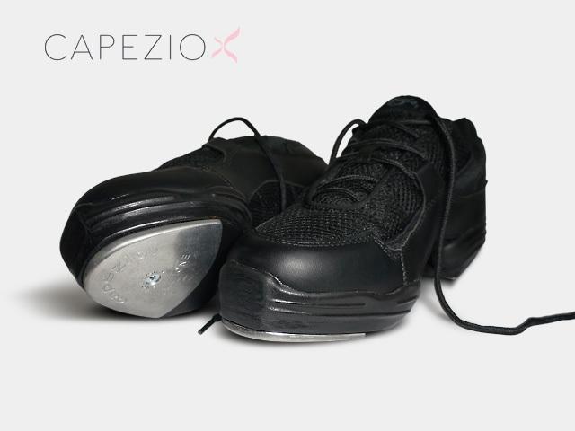 カペジオ タップスニーカーSPDS11(黒)