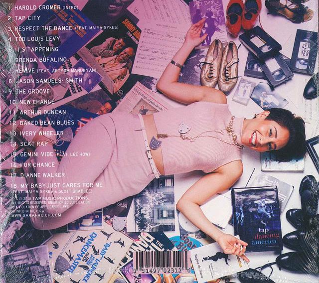 サラ・ライシュ音楽CD