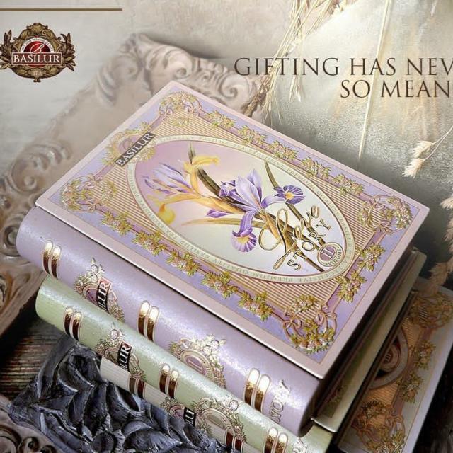 【母の日ギフト】ミニチュア ラブストーリー 3冊セット (各テトラバッグ 5個入り)
