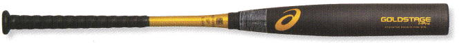 2021年モデル ゴールドステージ I-PRO アシックス 中学硬式用バット 3121A768