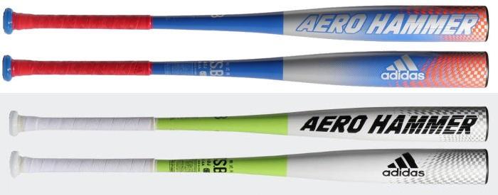 特価 2020年モデル アディダス AERO HAMMER エアロハンマー 一般軟式コンポジットバット GLJ79