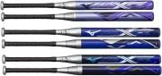 予約商品 2021年モデル カタログ外・後期限定品 X エックス ミズノ ソフトボール2号用バット 1CJFS619