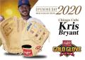 ローリングス 2020 OPENING DAY MLB COLLECTION カブス クリス・ブライアントモデル 軟式グラブ GRXMLBKB17C
