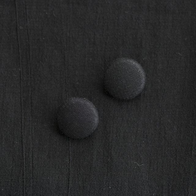 平くるみボタン